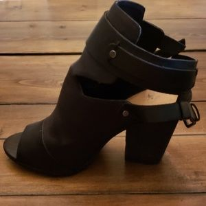 Joe's Jean'sLeather Strappy Ankle Boots